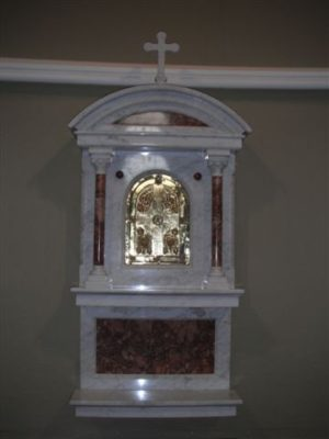 Tabernacle in St. Eunan's Church, Raphoe.